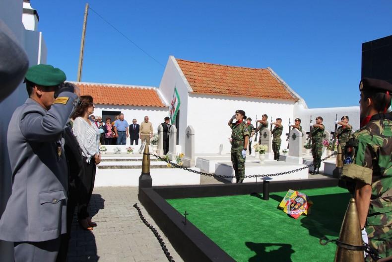Vendas Novas: Cerimónia de homenagem aos antigos combatentes falecidos 0810