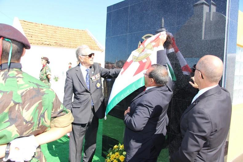 Vendas Novas: Cerimónia de homenagem aos antigos combatentes falecidos 0910