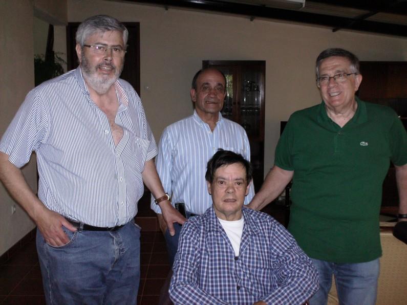 Recordando Victor Diomar Morgado Alves Lourenço ... fazia hoje, 9 de Abril, 70 anos 30412610