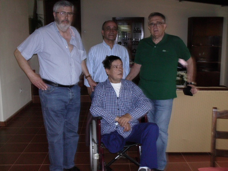 Recordando Victor Diomar Morgado Alves Lourenço ... fazia hoje, 9 de Abril, 70 anos 30441711