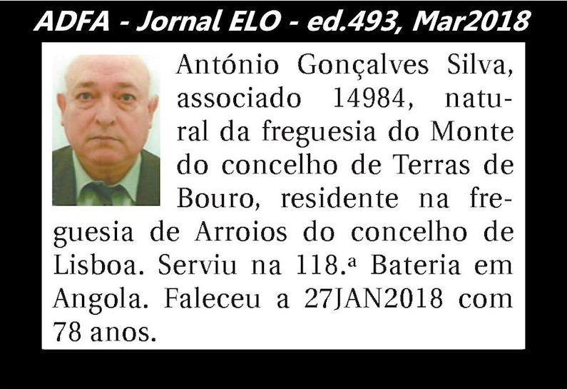 Notas de óbito publicadas no jornal «ELO», da ADFA, Março de 2018 Antoni15