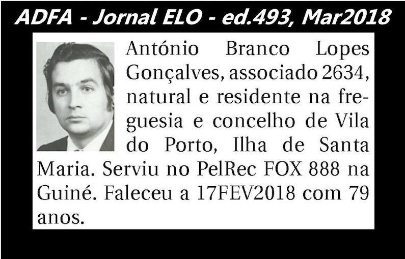 Notas de óbito publicadas no jornal «ELO», da ADFA, Março de 2018 Antoni16