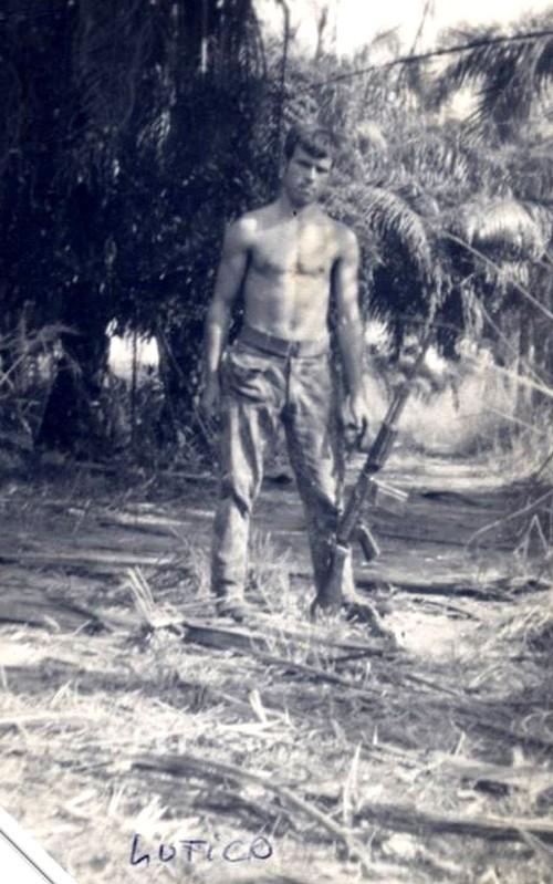 Faleceu o veterano António Pepe, da CCac504/BCac514 - 01Mar2018 Antoni19