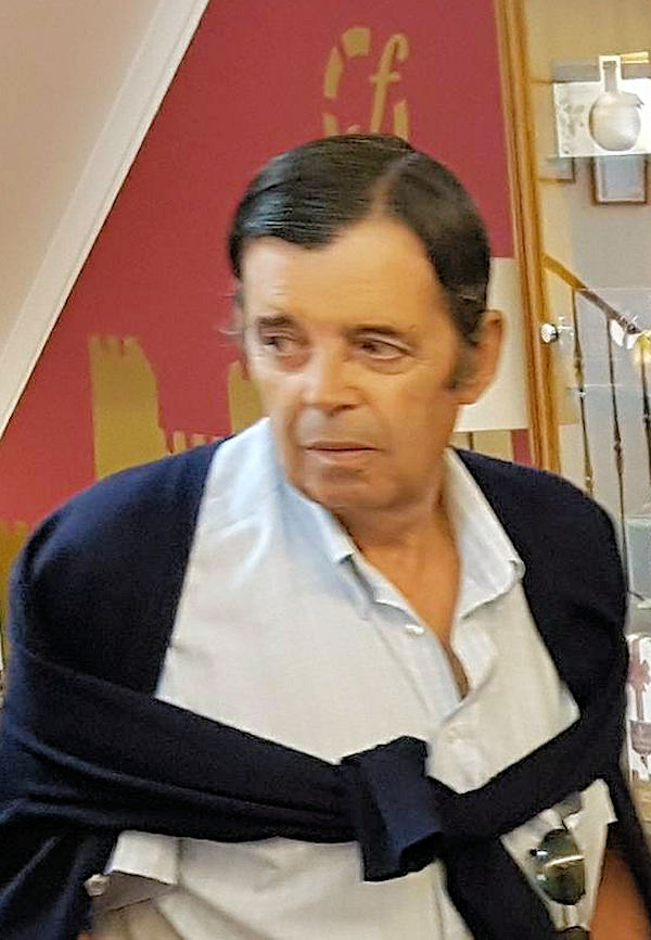 Faleceu o veterano António Graça, da CCac2758/BII19 - 01Abr2018 Antoni22