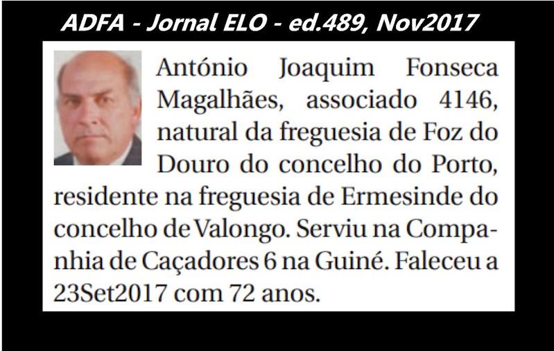 Notas de óbito publicadas no jornal «ELO», da ADFA, de Novembro de 2017 Antyni11