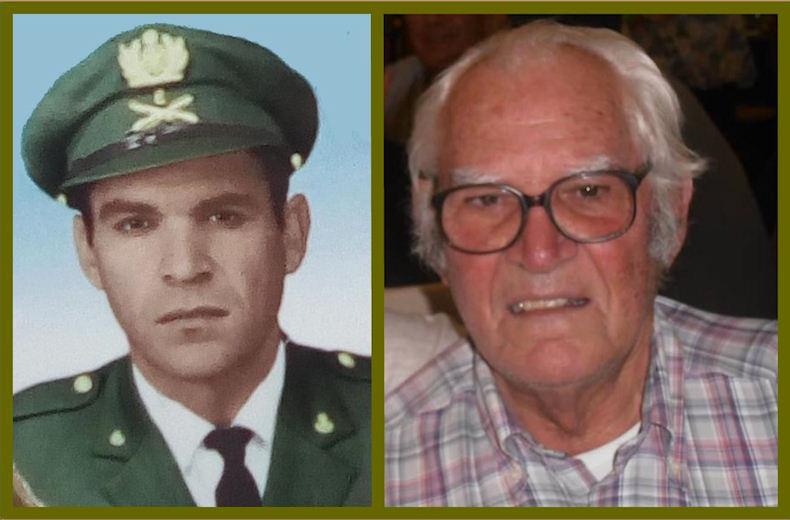 Faleceu o veterano Arlindo Filipe, Sargento Ajudante do Serviço de Material - 02Mar2018 Arlind11