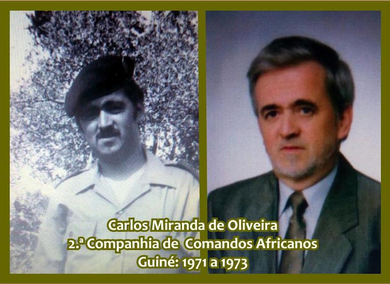 Faleceu o veterano Carlos Miranda de Oliveira, da 2ªCCmdsGuiné - 25Abr2018 Carlos12