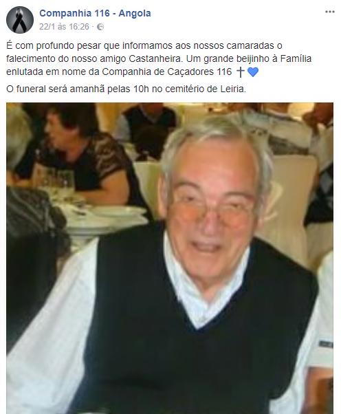 Faleceu o veterano Castanheira, da CCac116/BCac114 - 22Jan2018 Castan10