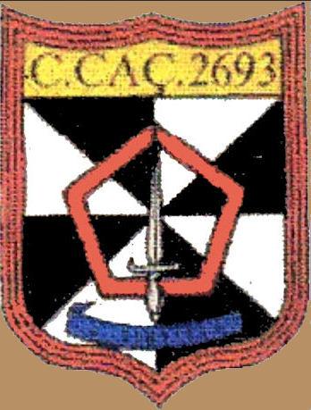 Faleceu o veterano João Gonçalves Mendes, da CCac2693/BCac2910 - 06Abr2018 Ccac2613