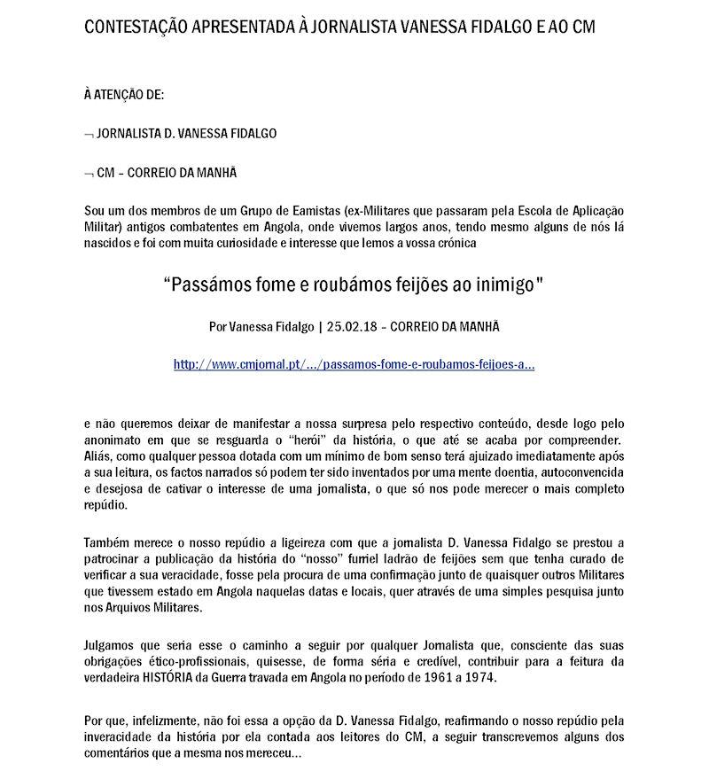 """""""Passámos fome e roubámos feijões ao inimigo"""", in revista «Domingo», do CM, de 25Fev2018 Cm_fur11"""