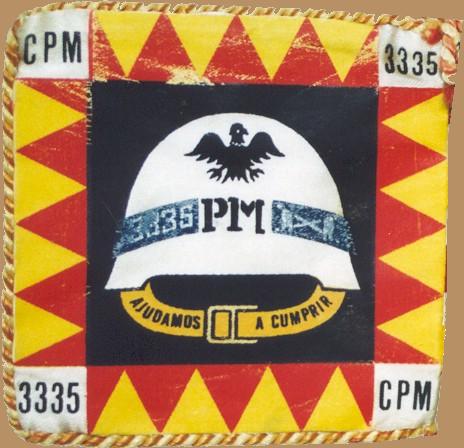Faleceu o veterano José Sebastião S. de Leite Perry, Furriel Mil.º PM, da CPM3335 - 27Jan2018 G_cpm_10