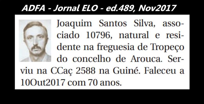 Notas de óbito publicadas no jornal «ELO», da ADFA, de Novembro de 2017 Joaqui10