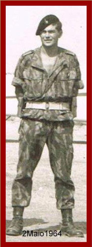 Faleceu o veterano José Manuel Rodrigues, 1.º Cabo 'CMD', do GrCmds «GATOS»/BArt400 - 02Mar2018 Josema15