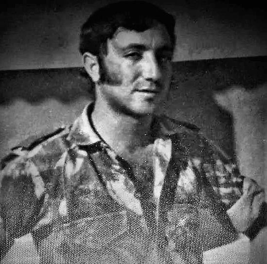 Faleceu o veterano João Manuel Medeiros Lopes, 1.º Cabo Atirador de Infantaria, da 3ª/BCac4810/74 Joyo_m10