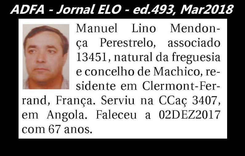 Notas de óbito publicadas no jornal «ELO», da ADFA, Março de 2018 Manuel18