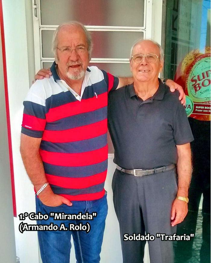 Faleceu o veterano Manuel Francisco dos Santos Moreira, Soldado PM, da CPM418 - 13Mar2018 Mirand10