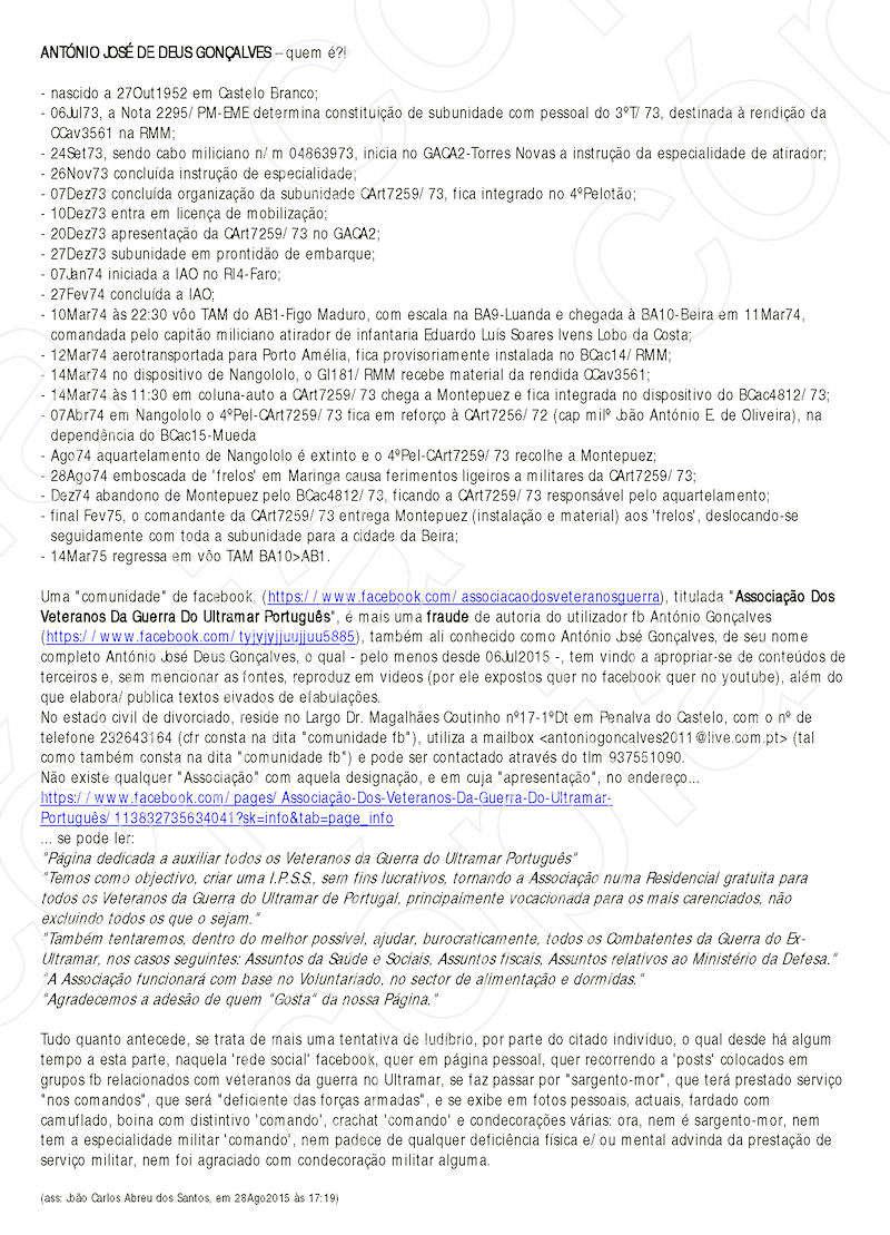 «HERÓIS DE MUCABA ANGOLA 1961» - As mentiras de Antoniogoncalves2011 Quem_e11