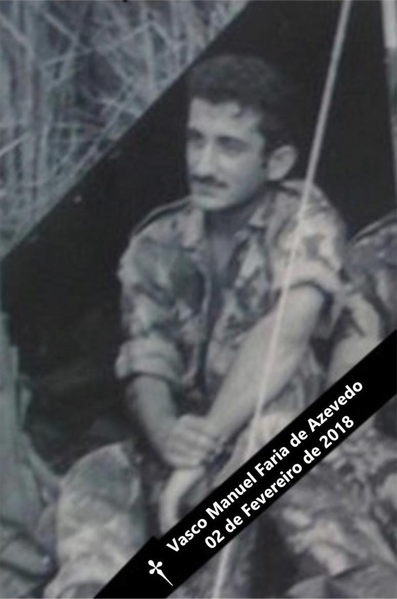 Faleceu o veterano Vasco Manuel Faria de Azevedo, Radiotelegrafista, da CCac4742/72 - 02Fev2018 Vascom10