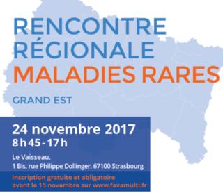 RENCONTRE REGIONALE MALADIES RARES GRAND EST Vignet10
