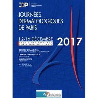 Notre Collectif aux prochaines « JDP » (Journées Dermatologiques de Paris) en décembre 2017 Xl_64610