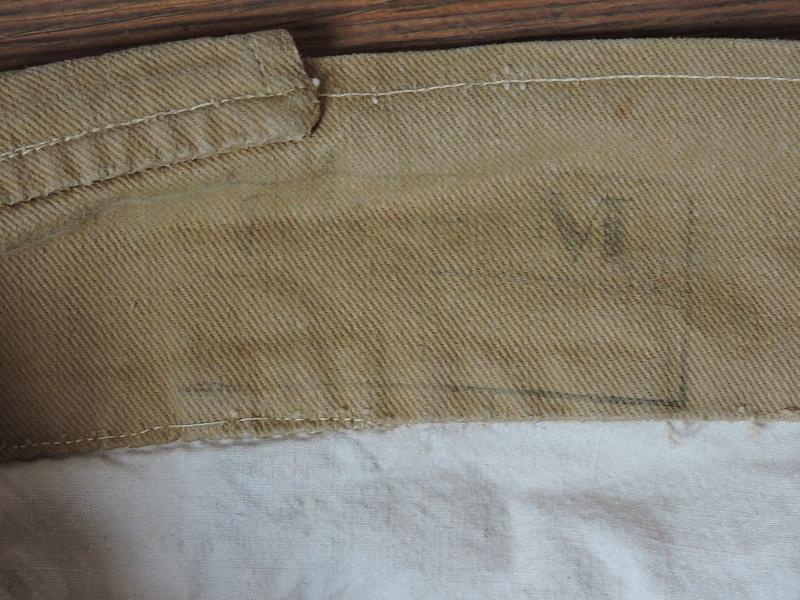 Pantalon droit de toile français à identifier Dscn5619