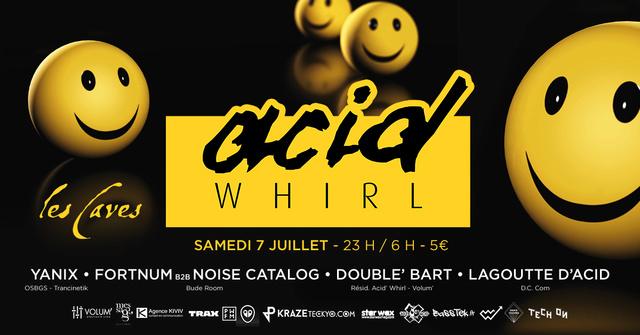 Acid Whirl: 07/07/18 - Caves St Sabin (Paris 11) A_whir10