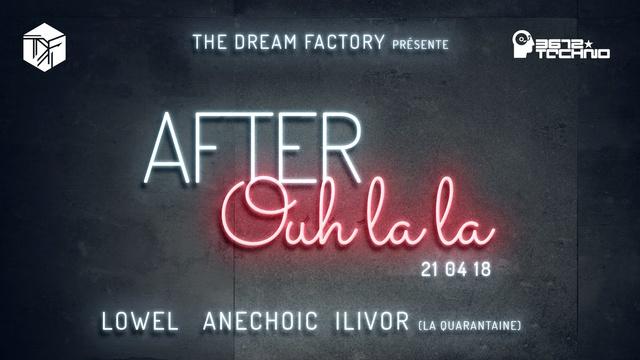 After Ouh La La! 21 / 04 / 18 - 6 h -Techno (Paris 19) After_11
