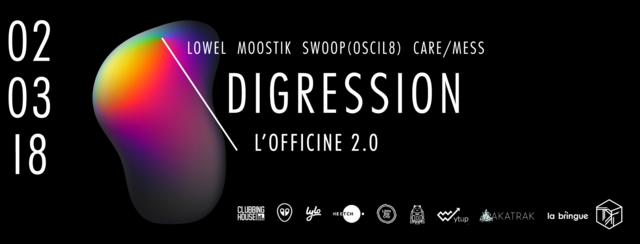 Digression 02/03/18 - Officine (Paris 1) : Techno Flyer-10