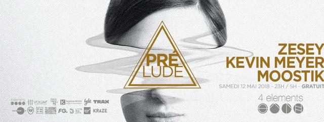 Prélude House ... Techno : 12/05/18 - 4 Eléments (Paris 11) Prelud14