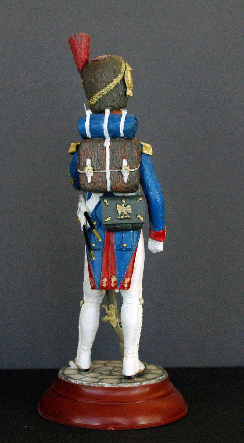 Grenadier de la garde au 1/16 de Mini Art Figurine Dsc_0039