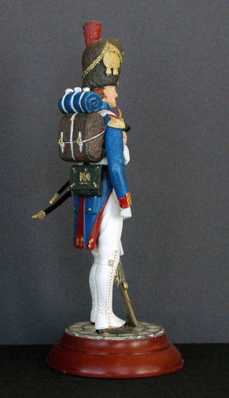 Grenadier de la garde au 1/16 de Mini Art Figurine Dsc_0041