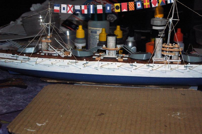 HMS HANNIBAL 1/96  (Predreadnought) DEAN'S MARINE - Page 9 Dsc_0043