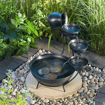 Fontaines et autres cascades de jardin Fontai10