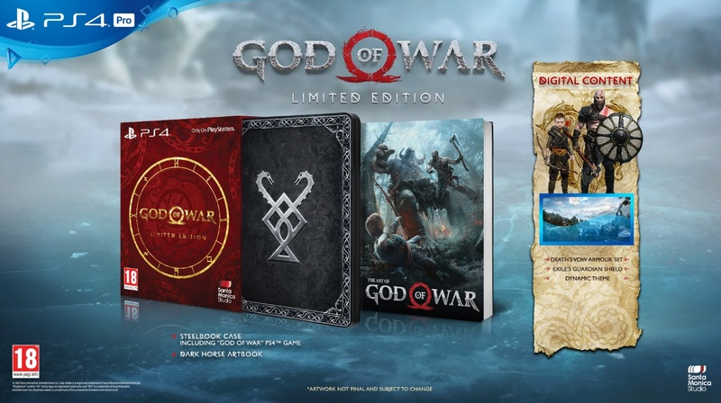 God Of War (PS4) 15167210