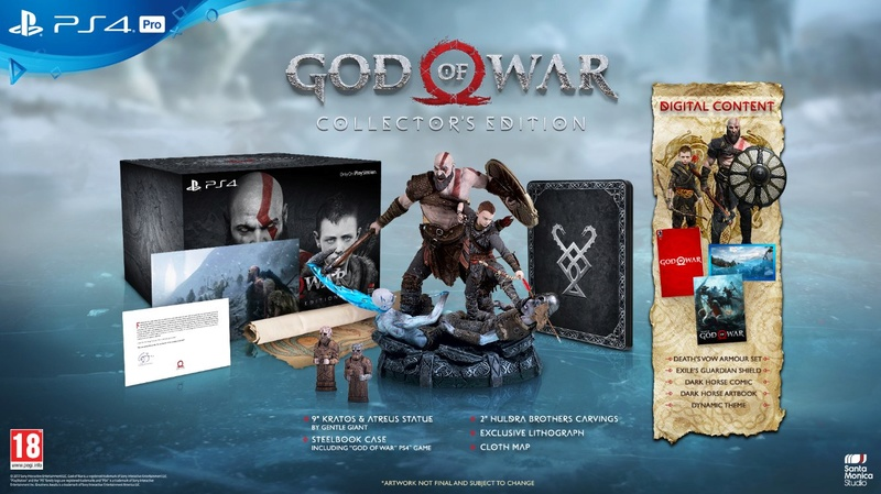God Of War (PS4) 15167211