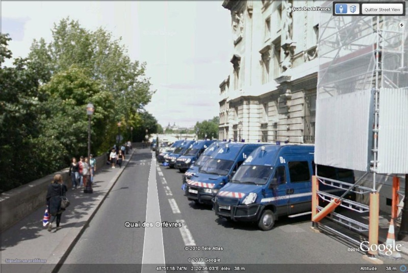 STREET VIEW : véhicules de police du monde - Page 6 36_qua10