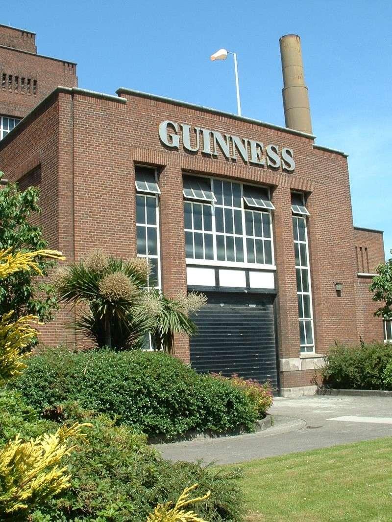 Distillerie Guiness, Dublin, Irlande Guinne10