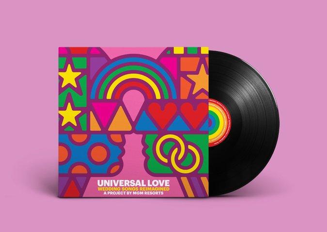 Universal Love EP Merlin10