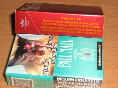 Le tabac, desormais interdit aux moins de 18 ans . 2paque10