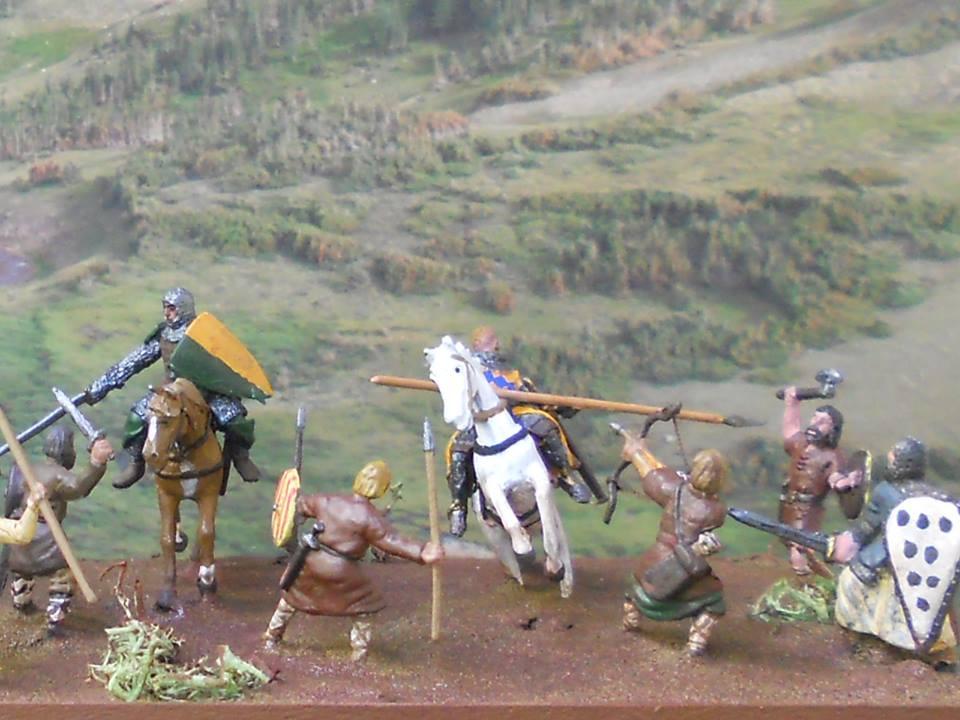 Diorama Almogávar del Bandoler Lle Paire 13339610