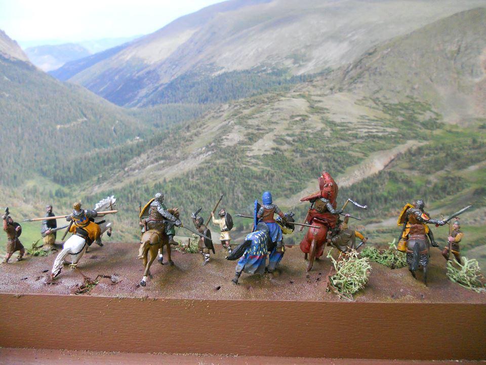Diorama Almogávar del Bandoler Lle Paire 13393910