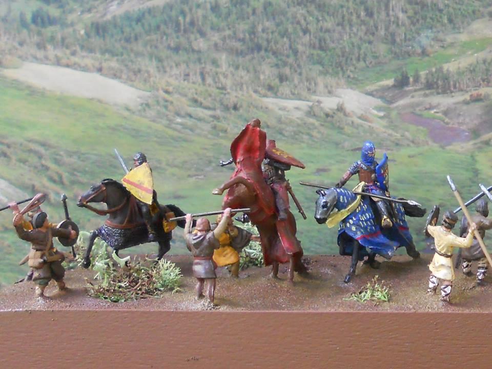 Diorama Almogávar del Bandoler Lle Paire 13406910