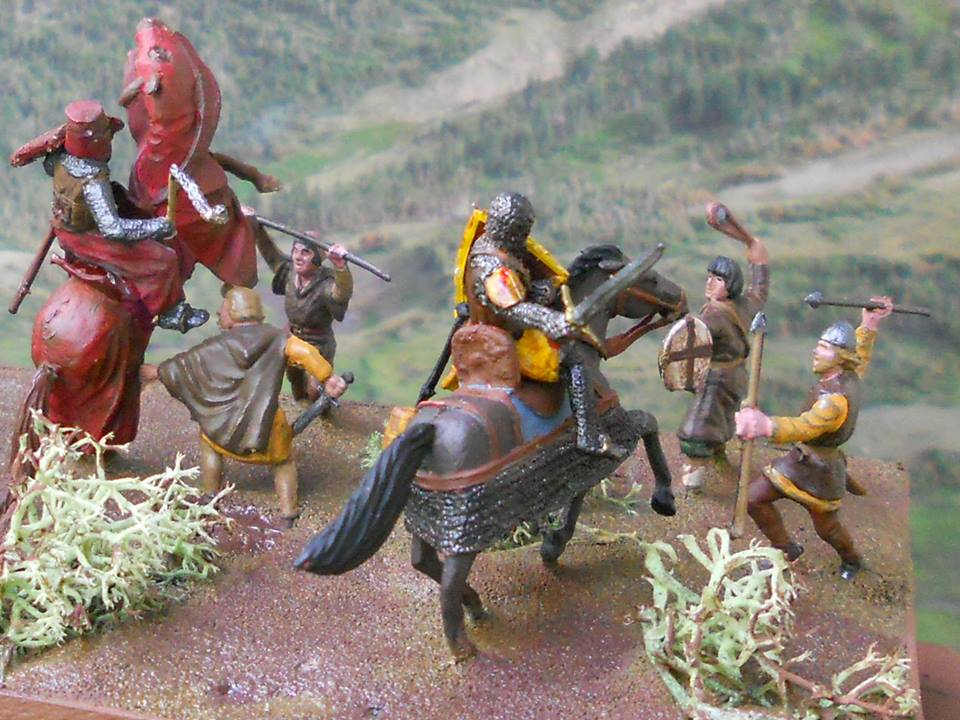 Diorama Almogávar del Bandoler Lle Paire 13417510