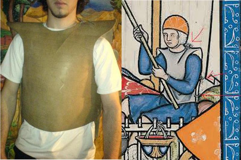 CRÍTICA (constructiva) a la vestimenta del Cuadro de Carbonero 214