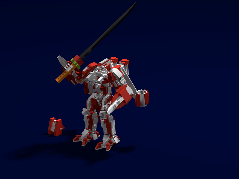 Porte avions en Lego CV05 Panthere Nex_me10