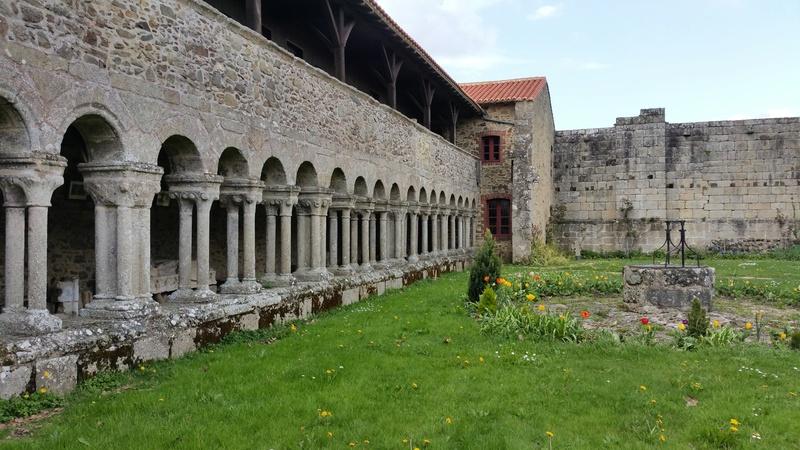 Abbaye de la Grainetière [Vendée] 20180410