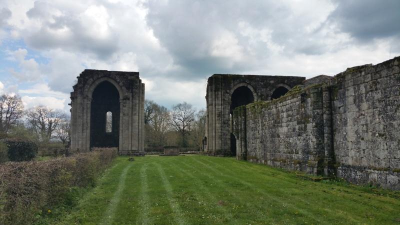 Abbaye de la Grainetière [Vendée] 20180411