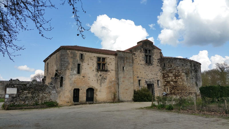 Abbaye de la Grainetière [Vendée] 20180412