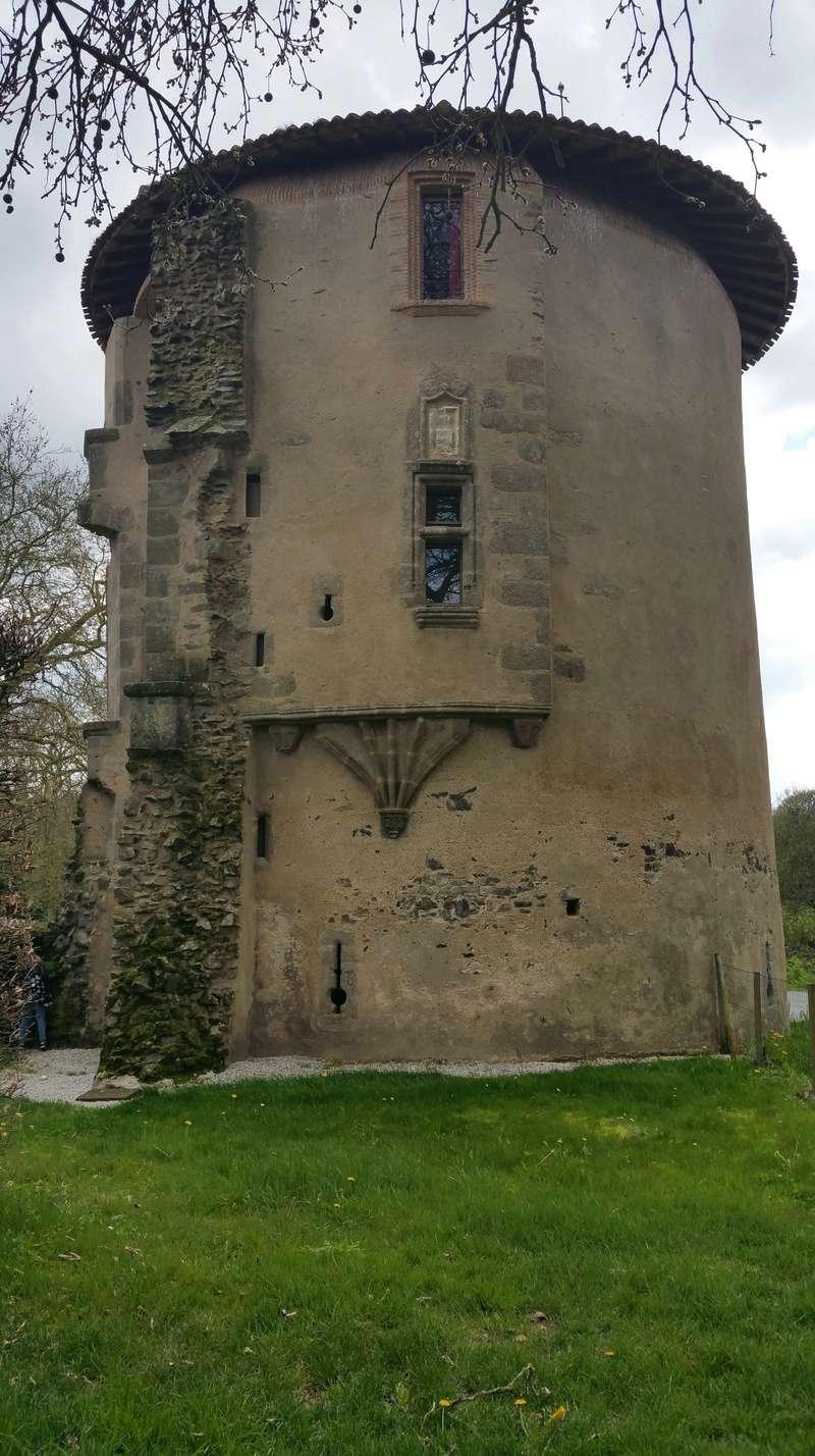Abbaye de la Grainetière [Vendée] 20180413