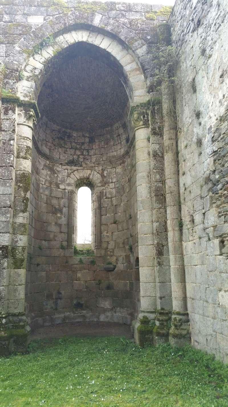 Abbaye de la Grainetière [Vendée] 20180414